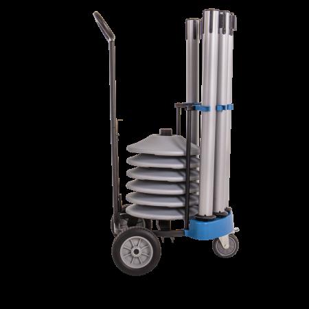 Rover Cart Bundle - Silver Steel 19