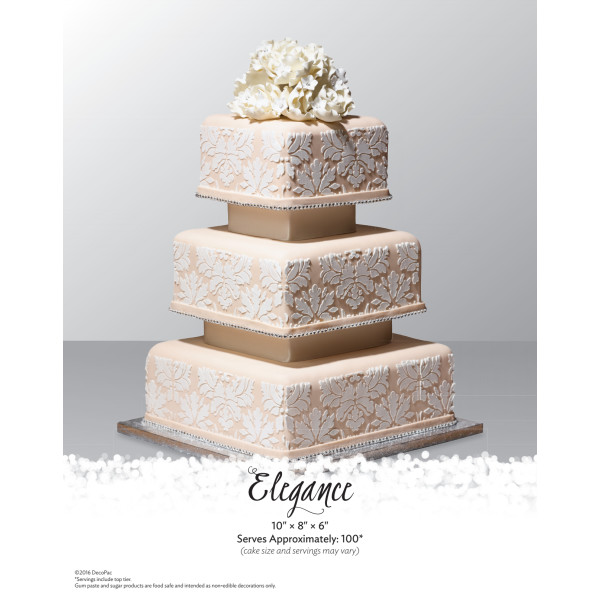 Elegance Wedding The Magic of Cakes® Page