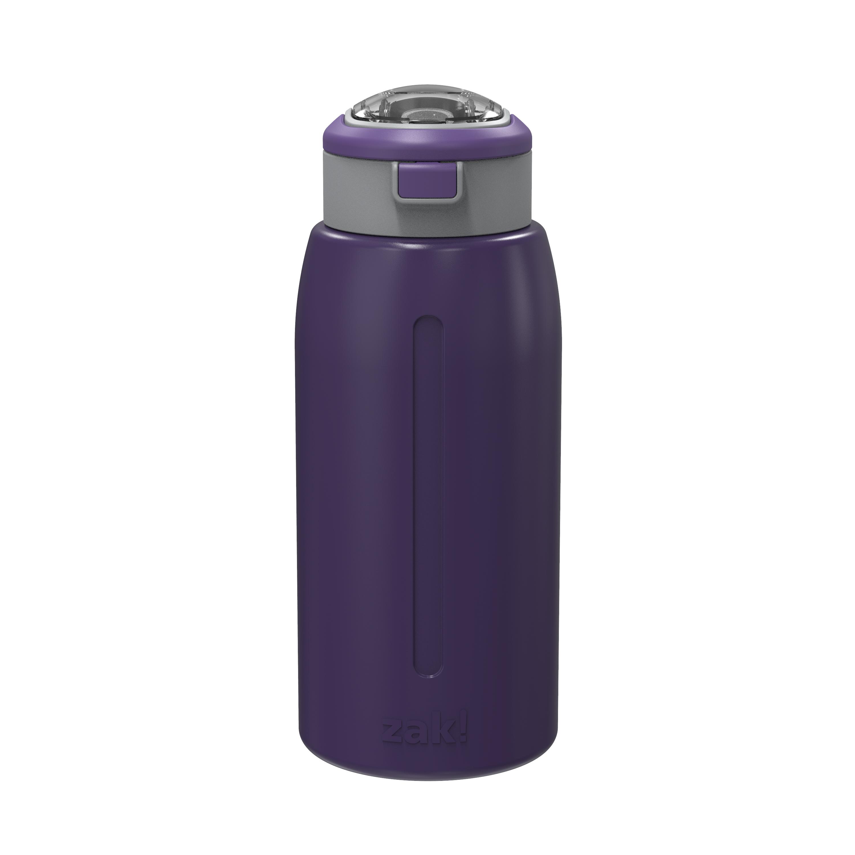 Genesis 32 ounce Stainless Steel Water Bottles, Viola slideshow image 2