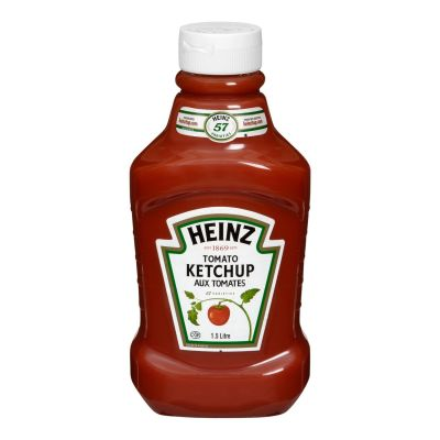 Heinz Tomato Ketchup, 1.5L