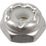 18-8 Stainless Steel Nylon Insert USS Coarse Stop Nut