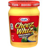 Kraft Cheez Whiz Original Cheese Dip 8 oz Jar