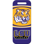 LSU Tigers Large Luggage Quick-Tag