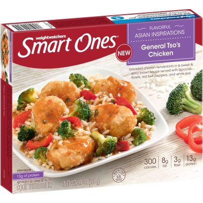 Smart Ones Flavorful Asian Inspirations General Tso's Chicken 9 oz Box
