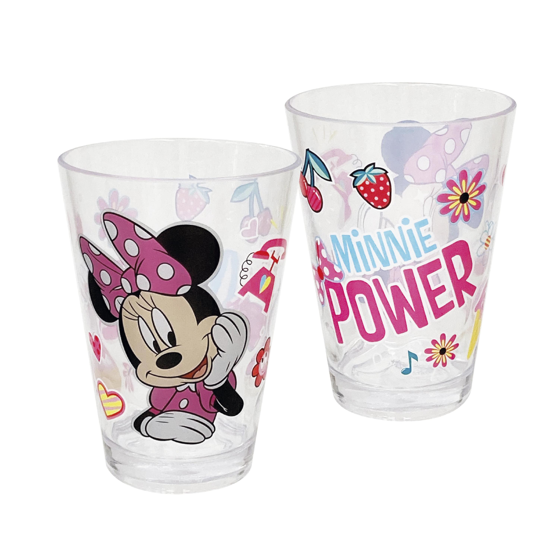 Disney Plate, Bowl and Tumbler Set, Minnie Mouse, 3-piece set slideshow image 8