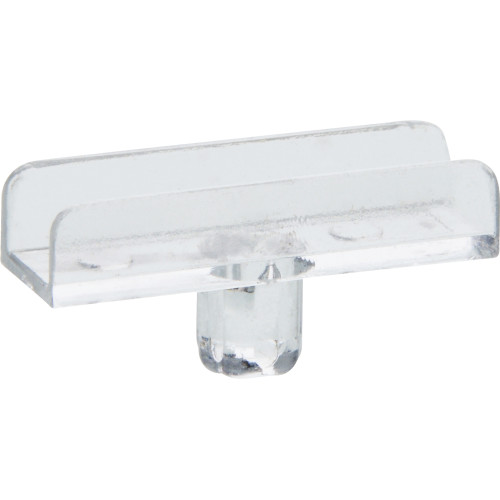 Vertical Divider Clip for Cabinets