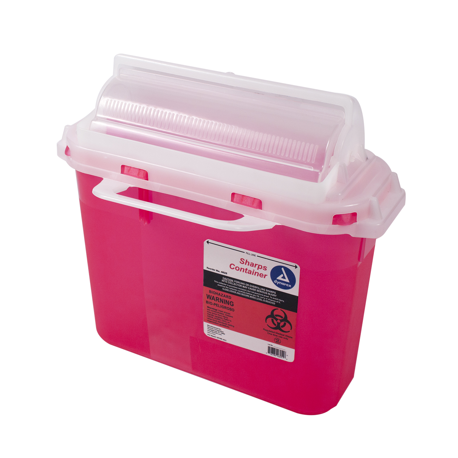 Sharps Containers - 5.4qt.