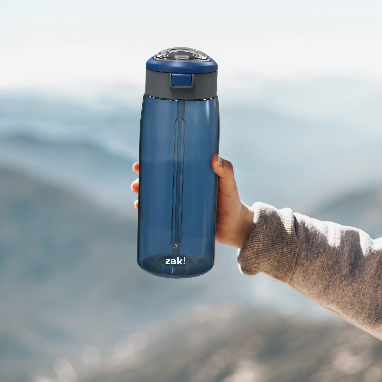 Genesis 32 ounce Water Bottles, Indigo slideshow image 6