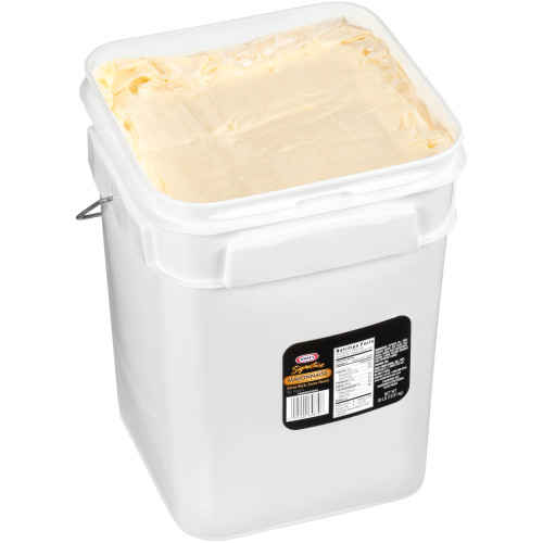 KRAFT Signature Mayonnaise, 30 lb. Pail