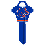NCAA Boise State University Key Blank
