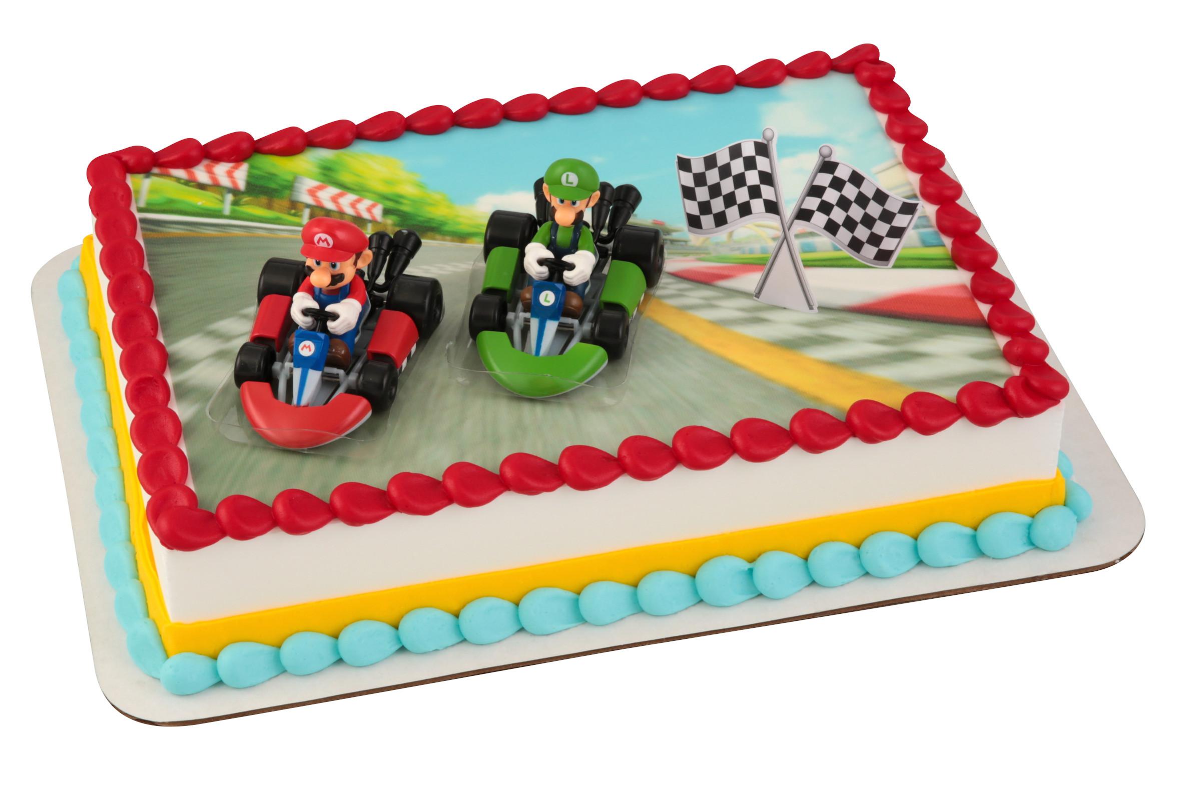 Super Mario Mario Kart Decoset 174 Decopac