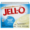 Jell-O Instant Sugar-Free Cheesecake Pudding & Pie Filling, 1 oz Box