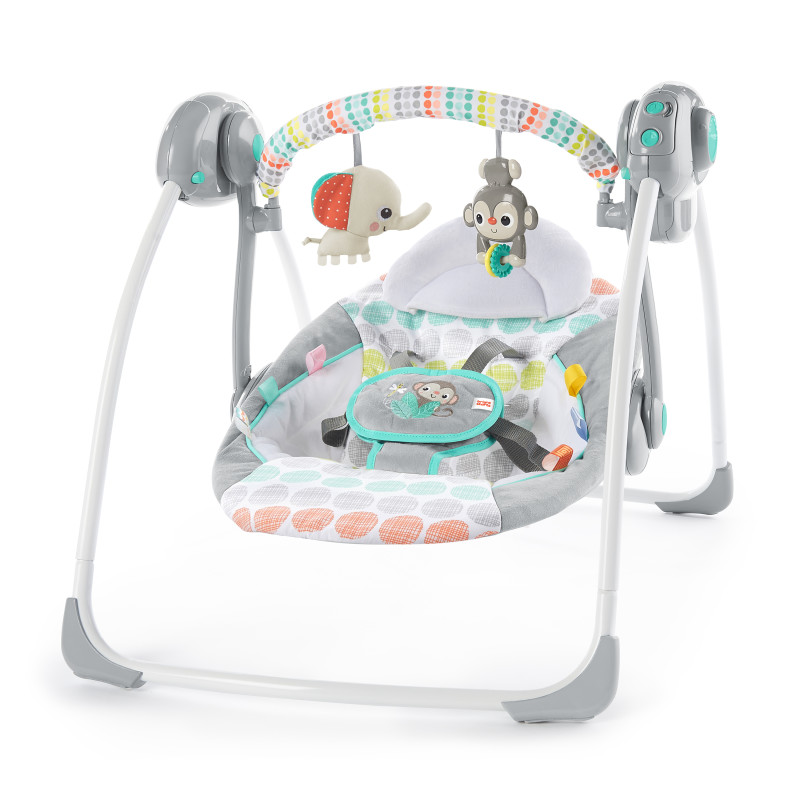 Whimsical Wild™ Portable Swing