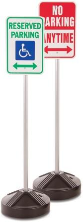 Sign Post Kit - Prefilled Base 8