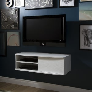 "Agora - 38"" Wall Mounted Media Console"