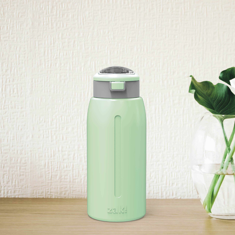 Genesis 32 ounce Stainless Steel Water Bottles, Neo Mint slideshow image 2