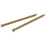 Solid Brass Wire Brads
