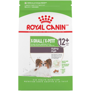 X-Small Aging 12+ Dry Dog Food