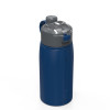 Genesis 18 ounce Vacuum Insulated Stainless Steel Tumbler, Indigo slideshow image 4