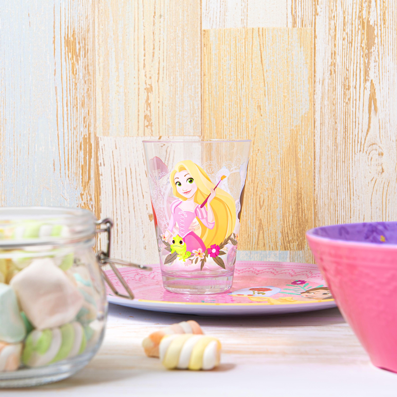 Disney Kids 9-inch Plate and 6-inch Bowl Set, Princess Belle, 2-piece set slideshow image 3