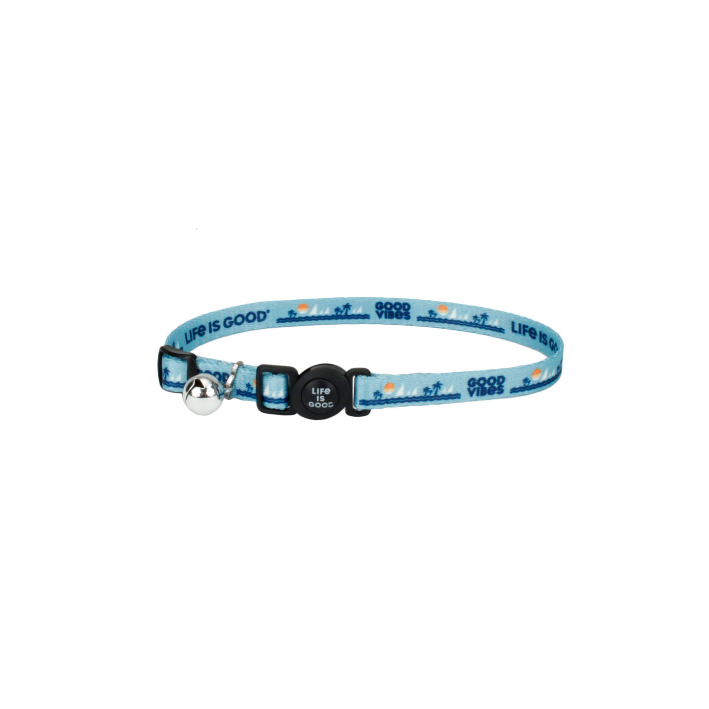 Life is Good® Adjustable Cat Collar