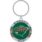 NHL Minnesota Wild Key Ring