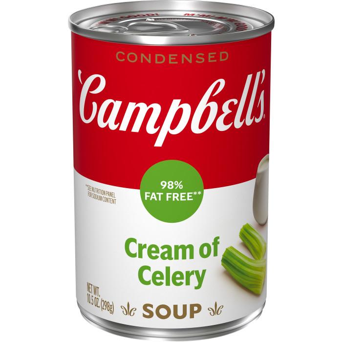 98% Fat Free Cream of CelerySoup