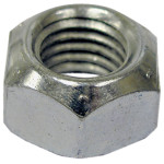 Zinc All Metal Grade C SAE Fine Stop Nut