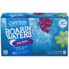 Capri Sun Roarin' Waters Grape, 10 - 6 fl oz Pouches