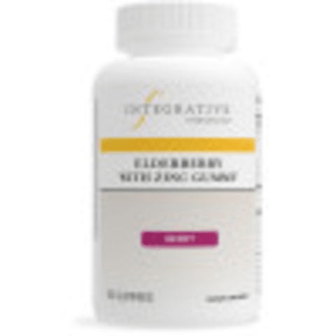 Elderberry with Zinc Gummy