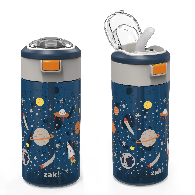 Genesis 18 ounce Water Bottles, Space, 2-piece set slideshow image 5