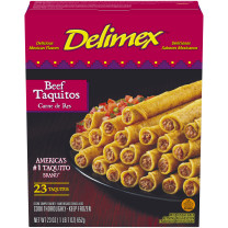 BEEF TAQUITOS 23 pc image