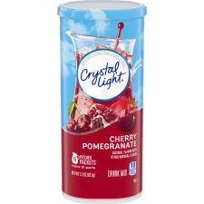 Crystal Light Cherry Pomegranate Powdered Drink Mix 5ct 2.2 oz