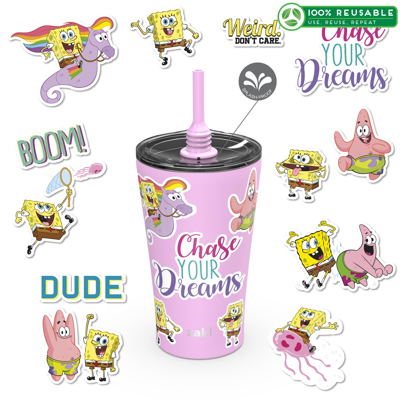 Nickelodeon 20 ounce Insulated Tumbler, SpongeBob SquarePants image