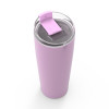 Aberdeen 30 ounce Vacuum Insulated Stainless Steel Tumbler, Lilac slideshow image 3