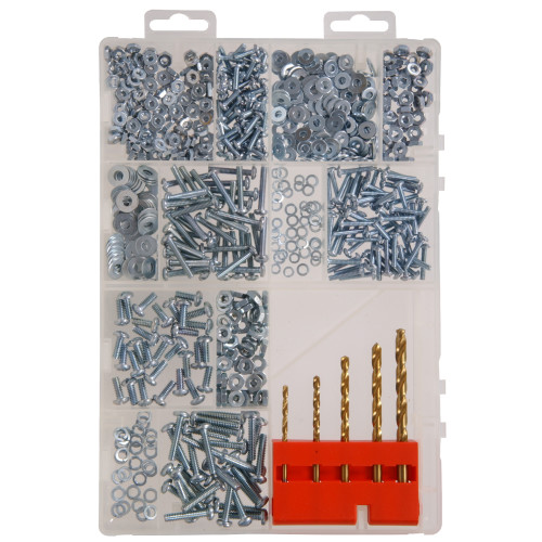 Machine Screws Assortment Large