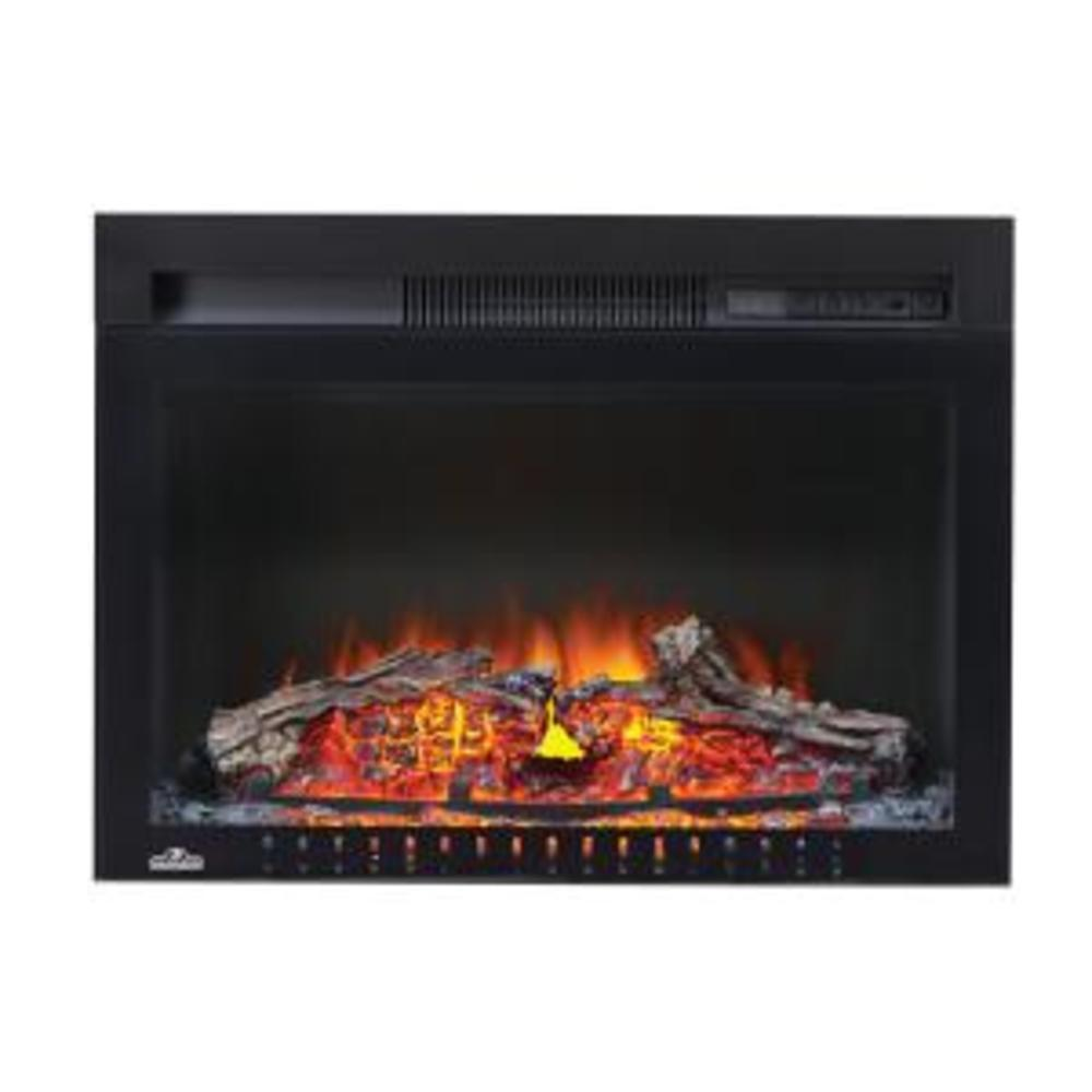 Click to view Cinema™ Log 24 Built-in Electric Fireplace
