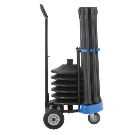 Rover Cart Bundle - Sentry with Black Belts 9