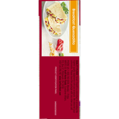 Smart Ones Delicious Mexican Flavors Breakfast Quesadilla 2 - 4 oz Boxes