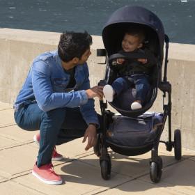 Pivot Modular Travel System with SafeMax Infant Car Seat