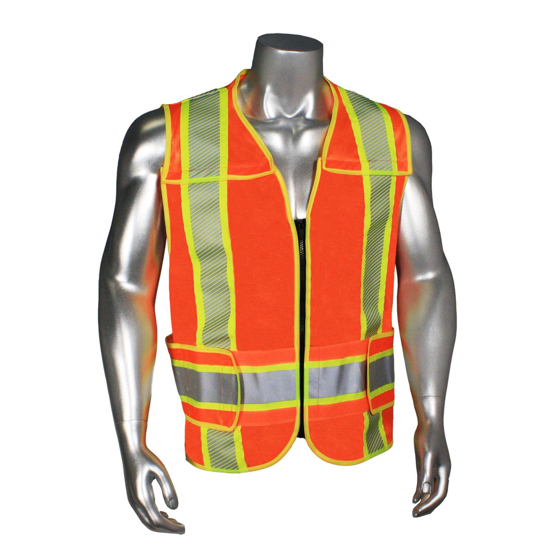 Radians 6ANSI-ZRCTARV Type R Class 2 Safety Vest