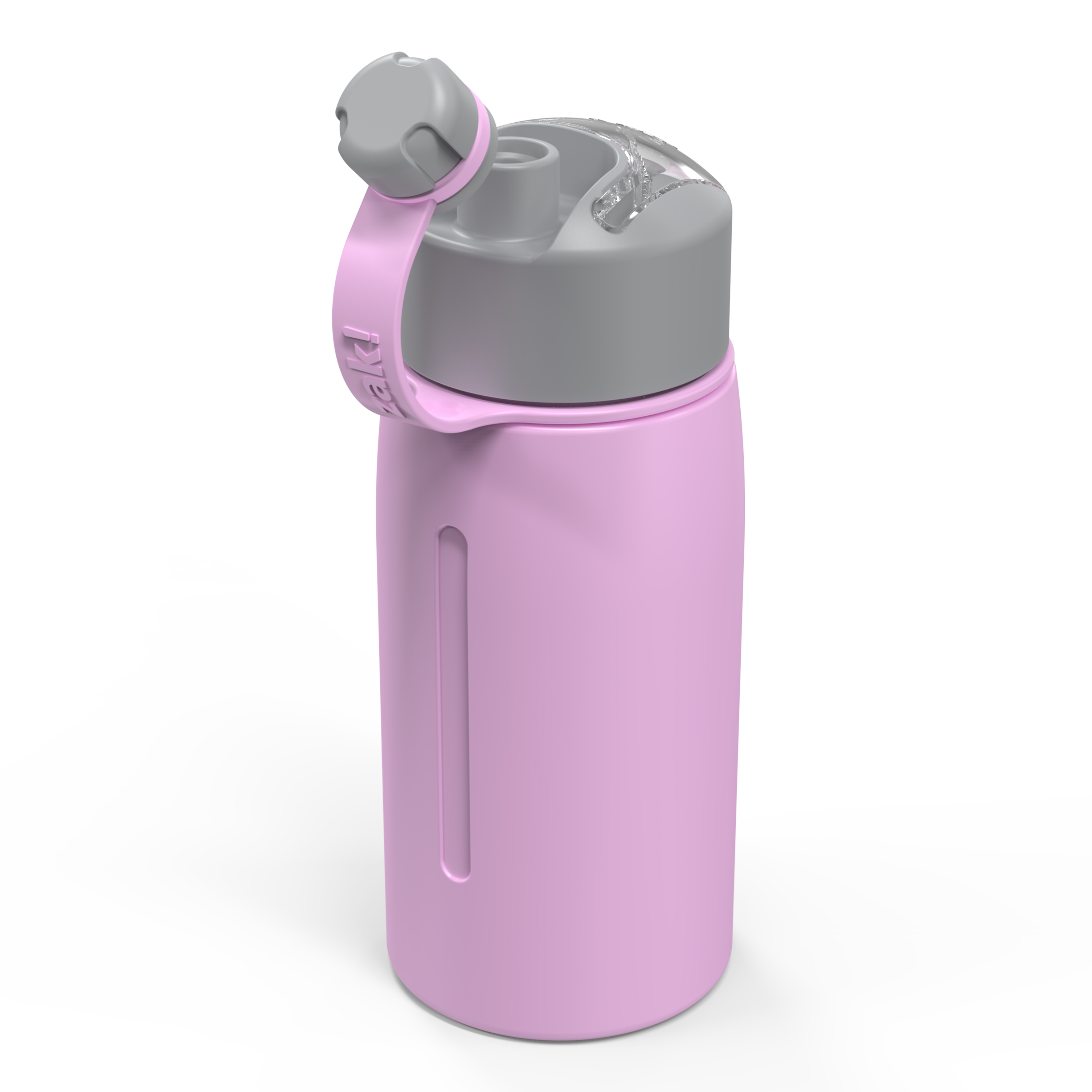 Genesis 18 ounce Vacuum Insulated Stainless Steel Tumbler, Lilac slideshow image 7