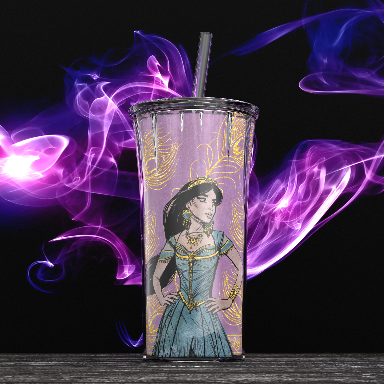 Disney 20 ounce Insulated Tumbler, Aladdin slideshow image 3