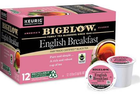 English Breakfast K-Cup® pods - Case of 6 boxes - total of 72 kK-Cup® pods