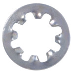 Zinc-Plated Internal Tooth Lock Washer