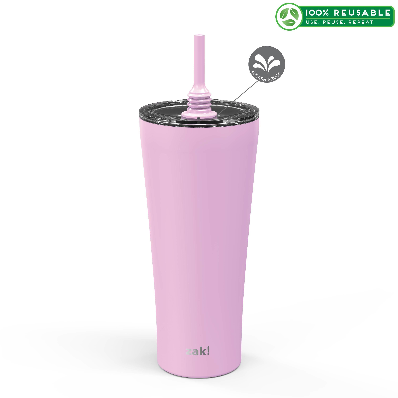 Alfalfa 30 ounce Insulated Tumbler, Lilac slideshow image 1