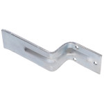 Zinc Plated Bar Holders Open