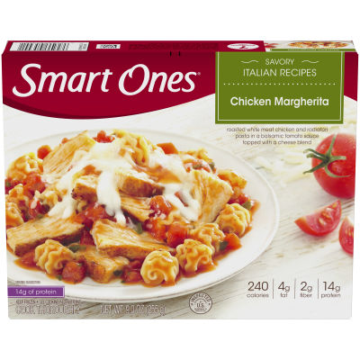 Smart Ones Savory Italian Recipes Chicken Margherita 9 oz Box