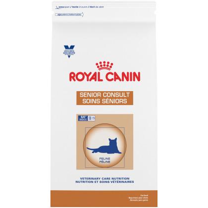 Royal Canin Veterinary Care Nutrition Feline Senior Consult Dry Cat Food