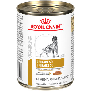 Canine Urinary SO™ Moderate Calorie Canned Dog Food